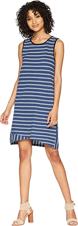 Lilla P Crossed Hem Dress