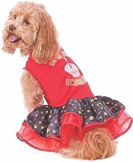 Rubies Barkday Pet Birthday Tutu Dress