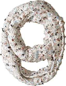 Speckled Knit Infinity