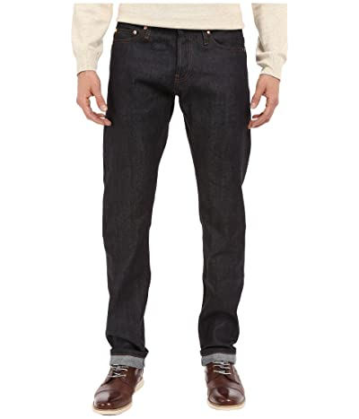 The Unbranded Brand Tapered in 11 OZ Indigo Stretch Selvedge (11 OZ Indigo Stretch Selvedge) Men