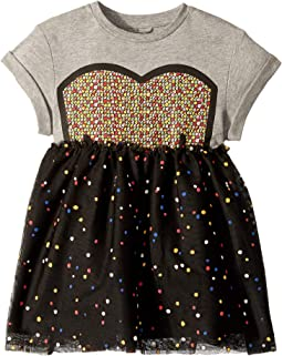 Kaitlin Tulle Twofer Dress (Toddler/Little Kids/Big Kids)