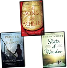Various Orange Prize 2012 3 Books Collection Pack Set RRP: £27.88 (State of Wonder, The Song of Achilles, Painter of Sile...