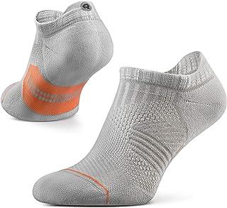 ROCKAY, Accelerate - Calcetines Deportivos con Talón de Compresión para Hombres y Mujeres, Running, Anti-ampollas y con Soporte de Arco (1 par)