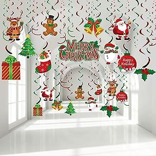 Panamami 4 LED lampeggiante modalit/à stella albero di Natale Topper Light Xmas Home Party Decor Lamp Tre misure a scelta Colorato