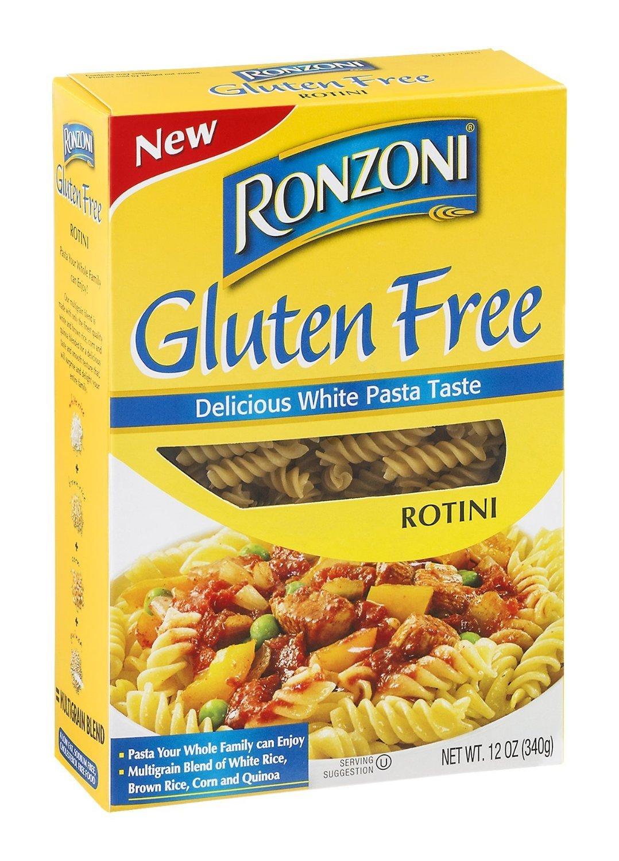 Ronzoni Gluten San Francisco Mall Free Rotini Super Special SALE held Pack 3 Pasta