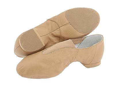 Bloch Kids Super Jazz S0401G (Toddler/Little Kid) (Tan) Girls Shoes