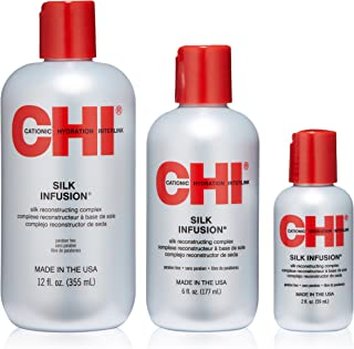 CHI Silk Infusion Multipack
