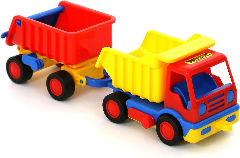 Wader Spielzeug LKW