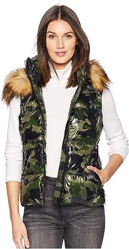 Camo Snowcat Vest