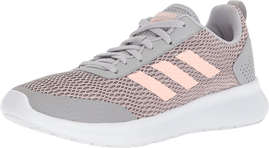 Adidas Wohommes Element Race Running chaussures, gris Haze Coral Haze Coral, 5 M US