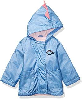 Baby Girls Little Animal Midweight Jacket