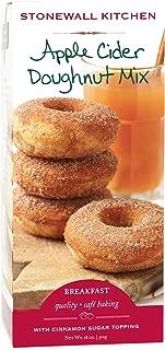 Stonewall Kitchen Apple Cider Doughnut Mix, Seasonal, 18 Ounces