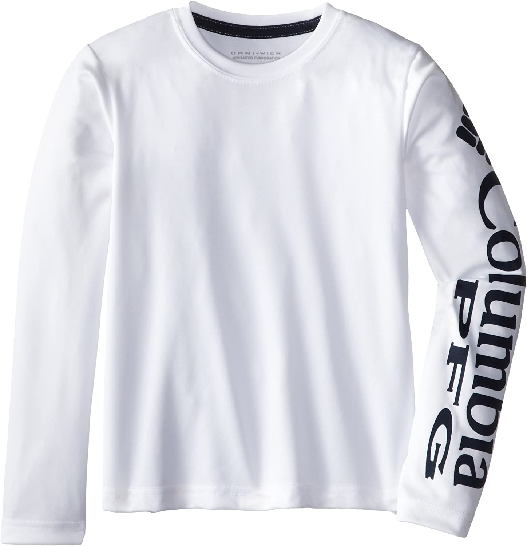 Columbia Sportswear Boy's Terminal Tackle Long Sleeve Tee