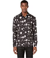The Kooples - Wild Roses Print Shirt