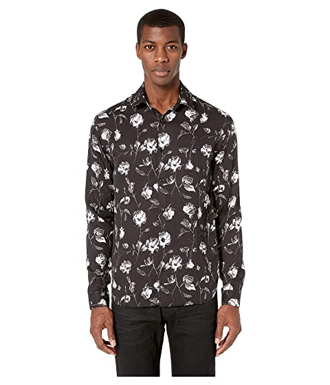 The Kooples Wild Roses Print Shirt