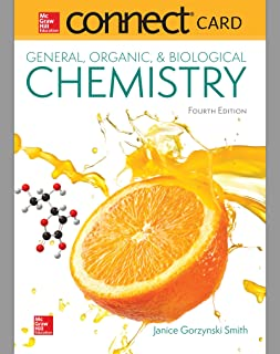 Connect Two Year Access Card for General, Organic and Biological Chemistry