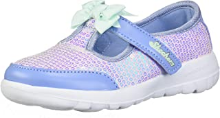 Skechers Kids' Go Walk Joy-Sugary Sweet Sneaker