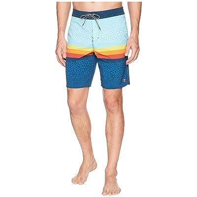 Billabong Fifty50 LT Boardshorts 2 (Blue) Men