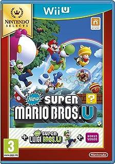 New Super Mario Bros. U Plus New Super Luigi U Select (Nintendo Wii U)