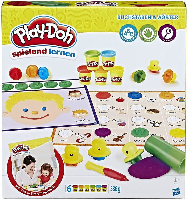 Hasbro Play-Doh Erste Buchstaben und Wörter B0784LNWGP | Online