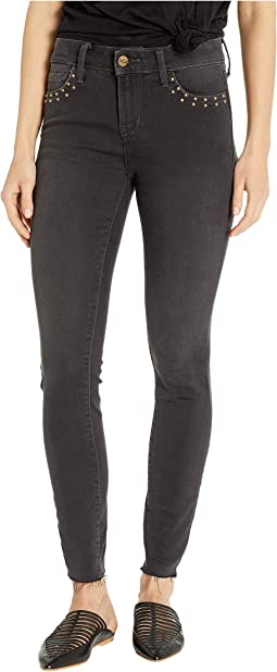 Kitten Mid-Rise Skinny Ankle in Tateum