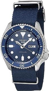Seiko 5 FACELIFT, 10 Bar water resistant, Calendar, Blue dial Men's watch SRPD51K2
