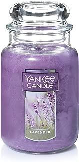Yankee Candle Large Jar Candle Lavender