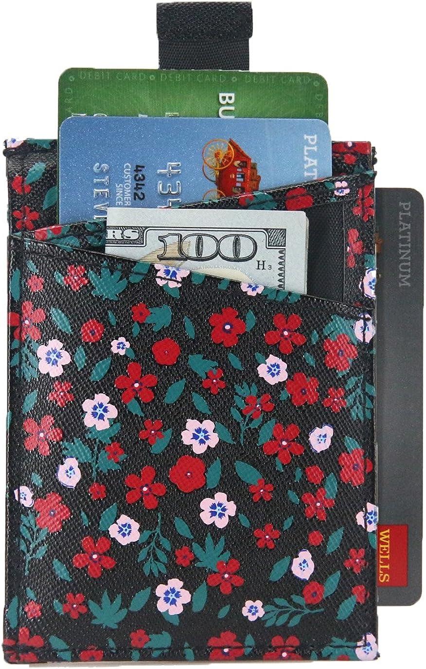 Slim Wallet 5.0 By DASH Co. - Minimal Wallet For Men & Women - RFID Blocking, Quickdraw & Pull Tab