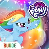 My Little Pony les destriers arc-en-ciel