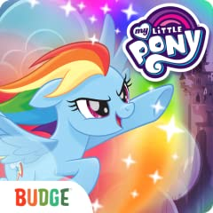 PLAY exciting missions all over Ponyville! RUN to close the color-stealing portals, one platform at a time! JUMP, FLY and SLIDE to avoid obstacles, holes and muddy puddles! TRANSFORM your ponies into their epic Rainbow Power form! COLLECT Pony Power ...