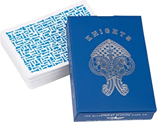 Ellusionist Blue Knights Playing Card Deck - Make Your Move