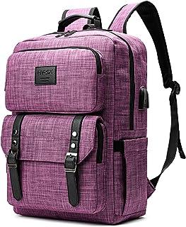Laptop Backpack Women Men College Backpacks Bookbag Vintage Backpack Book Bag Fashion Back Pack Anti Theft Travel Backpack...