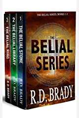 The Belial Series, Books 1-3: An Archaeological Thriller Box Set (The Belial Boxset Book 1) Kindle Edition