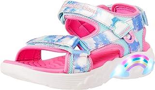 Skechers Rainbow Racer Sandals Summer Sky, Fille