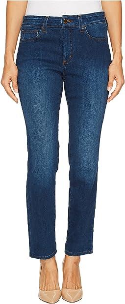 Petite Alina Legging Jeans in Cooper
