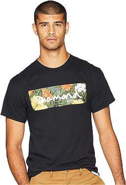 Aloha Floral Logo T-Shirt