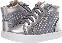 Star Glam Gunmetal/Grey Suede