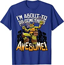 Teenage Mutant Ninja Do Something Awesome! T-Shirt