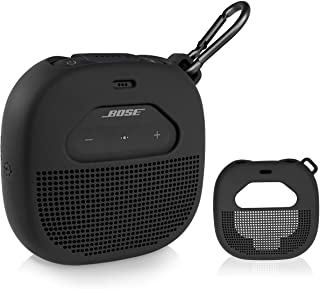getgear Tailor Made Silicone Sleeve for Bose SoundLink Micro Bluetooth Speaker, Solid Proof from Shock, Shake and Drop, Ma...