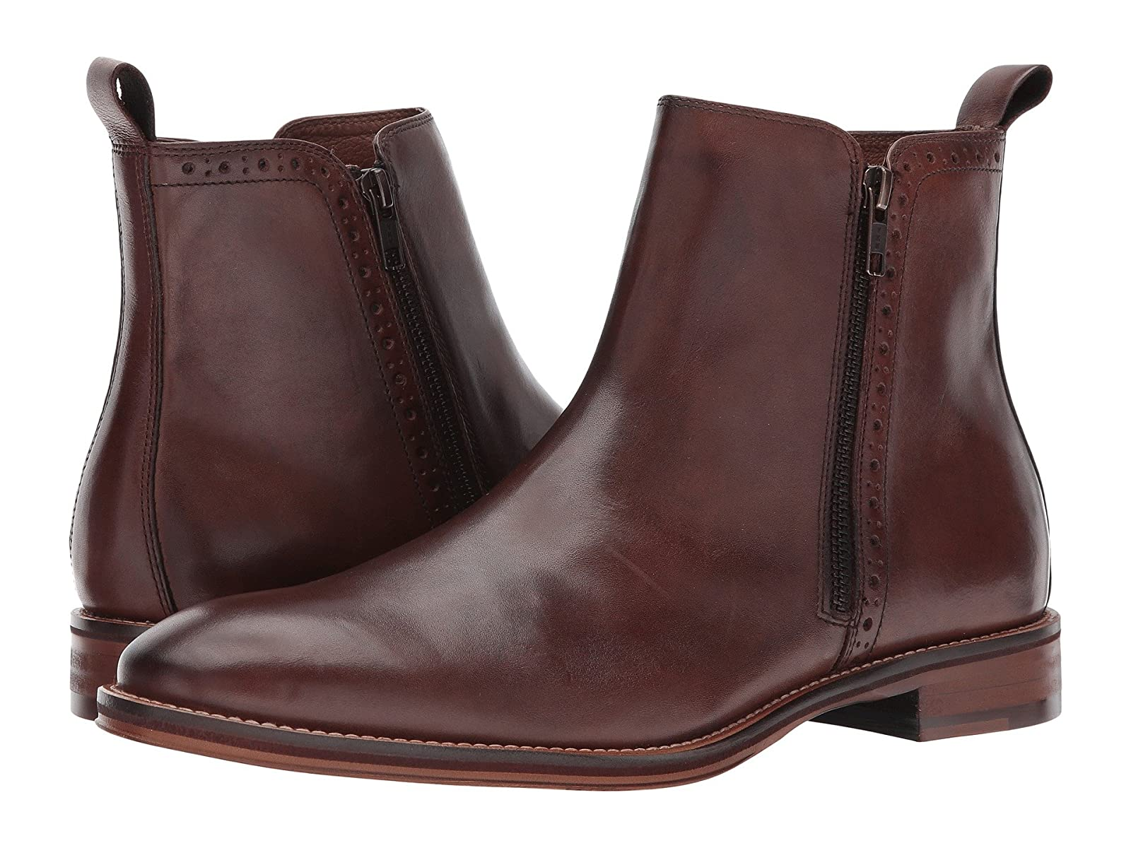 Johnston & Murphy Conard Causal Dress Double Zip BootAffordable and distinctive shoes