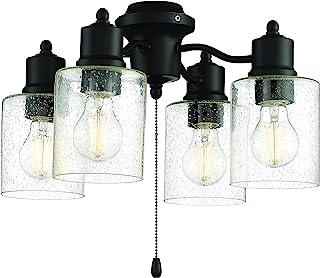 Amazon Com Ceiling Fan Light Kits 4 Ceiling Fan Light Kits Ceiling Fans Accessories Tools Home Improvement