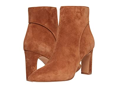 STEVEN NEW YORK Jenn (Chestnut Suede) Women