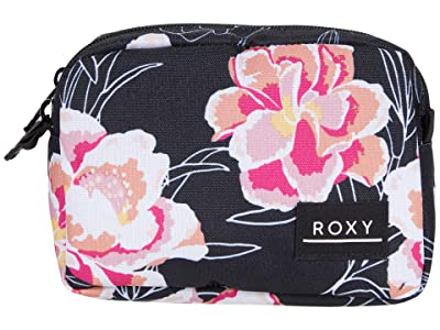 Roxy Morning Vibes Pencil Case (Anthracite Zilla) Wallet