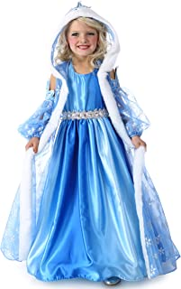Icelyn the Winter Princess Kids Costume