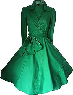 Look for the stars - Vestito da sera, vintage Rockabilly, elegante, anni '50, gonna, da donna, cocktail, taglia 34-56