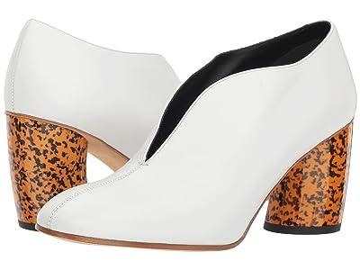 Proenza Schouler PS31075 (White/Graphic Heel) Women