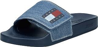 Tommy Hilfiger Tommy Jeans Denim Poolslide Men's Fashion Sandals