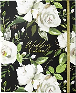 $29 » Wedding Planner Book and Organizer for Brides with Gift Box | Engagement Gift for Couples | Hardcover Bridal Planning Jour...