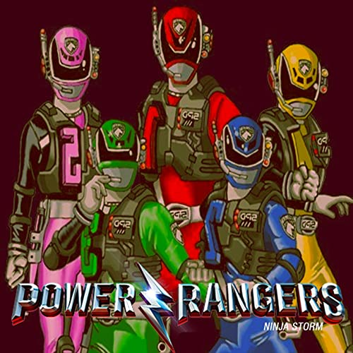 Power Rangers Ninja Storm (Reprise) by The Mighty Murphin on ...