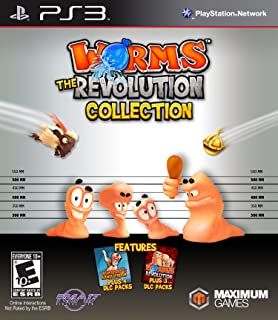 Worms Game Ps3